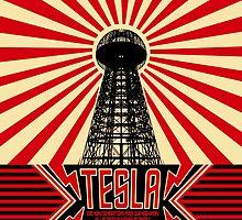 Tesla by ixrid