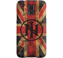 Distressed Union Jack - Ill Nino UK Street Team Samsung Galaxy Case/Skin