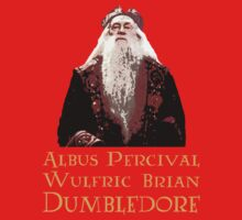 Albus Percival Wulfric Brian Dumbledore by Elly190712