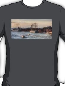 When 4 masts are just not enough T-Shirt