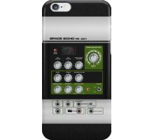 Space Echo iPhone Case/Skin