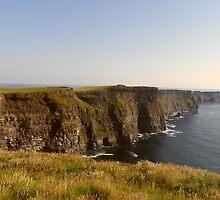 The Cliffs of Moher by Irish-Nostalgia