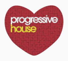 Progressive House Music Kids Clothes