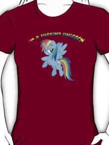 I'm a F'ing Unicorn T-Shirt