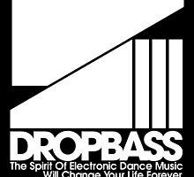 DropBass Logo (New) by DropBass