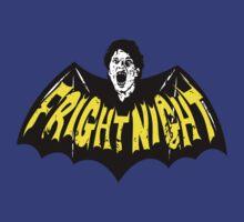 Vampire Bat Man by samRAW08