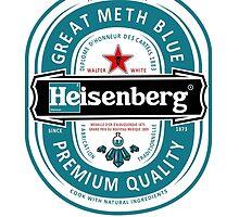 Heisenberg by theduc