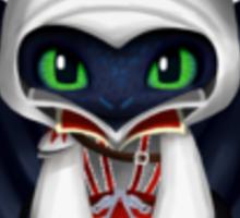 Assassin Toothless Sticker