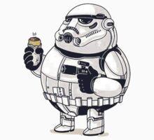 Stormtrooper by LiquidPlanet