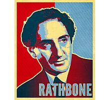 Sherlock Trilogy - Rathbone Photographic Print