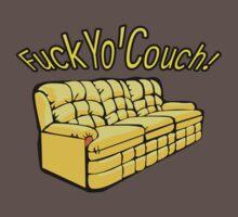 Dave Chapelle F*ck Yo Couch! by Rokkaku