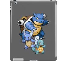 Squirtle Evolutions iPad Case/Skin