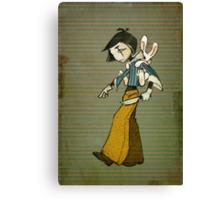 Kill Bunny Canvas Print