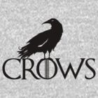 Crows by queensnake