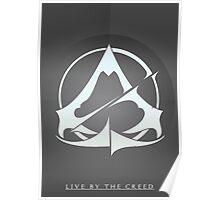 Assassins Creed Emblem Variant 2 Poster