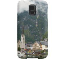 Village Hallstatt, Upper Austria Samsung Galaxy Case/Skin