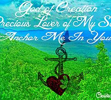 Photo and Haiku About The God of Creation by Charldia