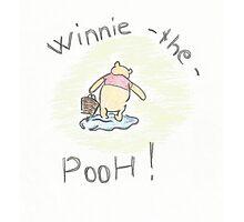 Winnie Photographic Print