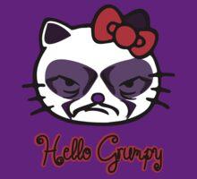 HELLO GRUMPY  by karmadesigner