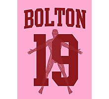 House Bolton Jersey Photographic Print