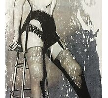 Bettie Page by Bowie DS