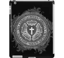 Luther Rose Christian Luther Seal iPad Case/Skin