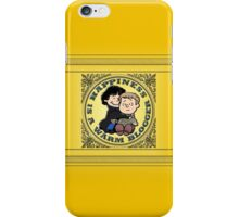 Happiness is a Warm Blogger iPhone Case/Skin