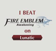 I beat Fire Emblem Awakening on Luncatic mode! by SqueegeeLuigi