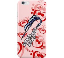 Alice's Bow and Arrows iPhone Case/Skin