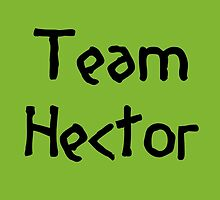 Team Hector (Black) by supalurve