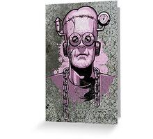 Frankenberry's Monster Greeting Card