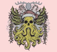 Merry Cthulhumas! Kids Clothes
