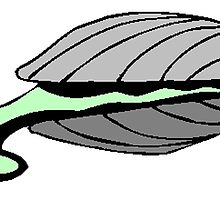 Green Clam by kwg2200