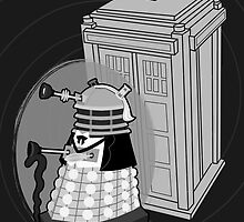 Daleks in Disguise - First Doctor by murphypop