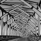 McCullough Bridge, Bend, Oregon by Cee Neuner