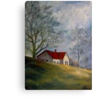 Old Folks' Home, Atlanta Road, Marietta, GA Canvas Print