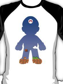 Mario Poster T-Shirt