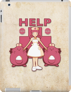 Help, Be a Nurse Today by moysche