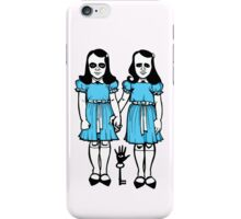 Hell Sisters iPhone Case/Skin