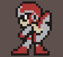 Protoman by NicheTown