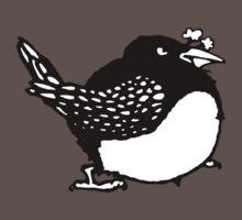 Magpie by loogyhead