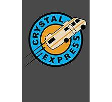 Crystal Express Photographic Print