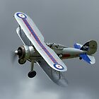 Gloster Gladiator by PhilEAF92