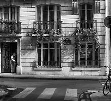 Rue Saint-Louis by Xandru