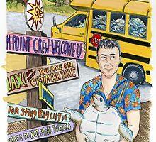 Neil Peart, Cayman Islands, Short Bus Full of Sea Turtles by sonyaandrews