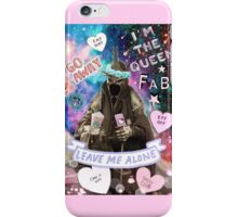 Witch King of Starbucks (Angmar) iPhone Case/Skin