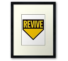 Revive Symbol [CoD Zombies] Framed Print