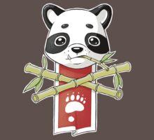 Panda Banner Kids Clothes