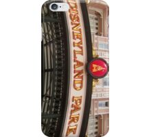 Disneyland Paris- Welcome iPhone Case/Skin