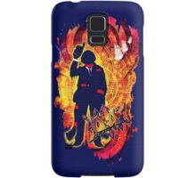 04 DW Banksy - Colour Samsung Galaxy Case/Skin